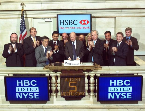 2009.0805.HSBC NYSE