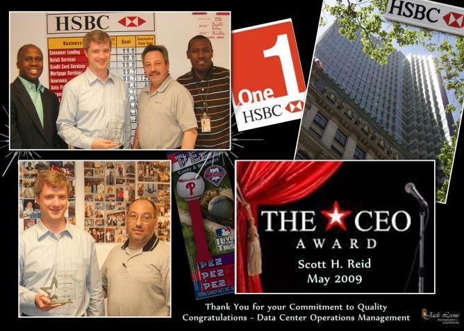 2009 0517 Scott Reid CEO Award
