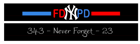 2018 0617 FDNYPD Reminderband.png