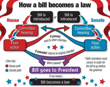 how-a-bill-becomes-law